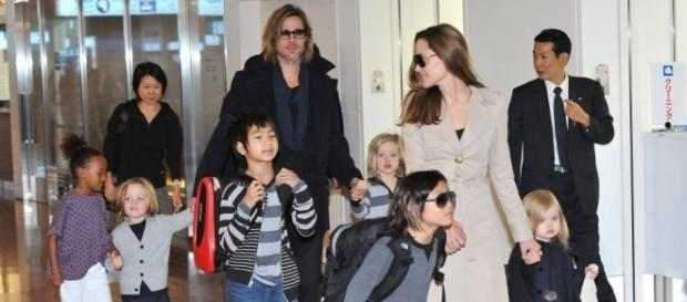 Brad Pitt and Angelina Jolie split came after 'one shocking ... - thesun.co.uk