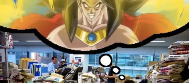 """""""Broly Super Saiyan 4 semble être une excellente idée !"""""""