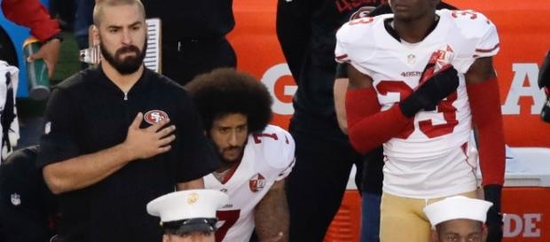 Colin Kaepernick protest: Sam Francisco 49ers reveals death ... - thesun.co.uk