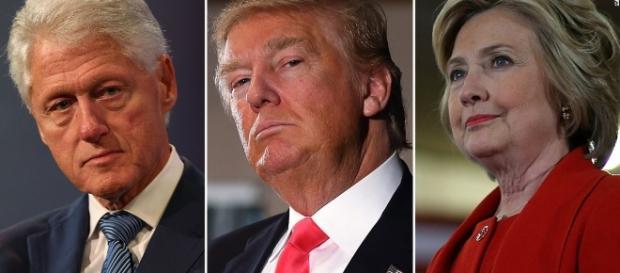 Donald Trump defended 'friend' Bill Clinton - CNN Video - cnn.com