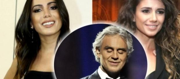 Fãs de Andrea Bocelli não aprovam participação de Anitta no show do cantor
