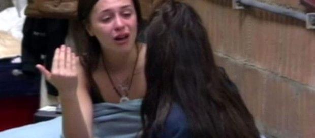 """Gf Vip, Asia Nuccetelli scoppia in lacrime: """"Voglio andare via"""" - today.it"""