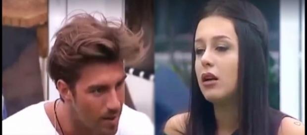 Grande Fratello Vip, Asia ci riprova con Andrea la dura reazione dell'ex tronista
