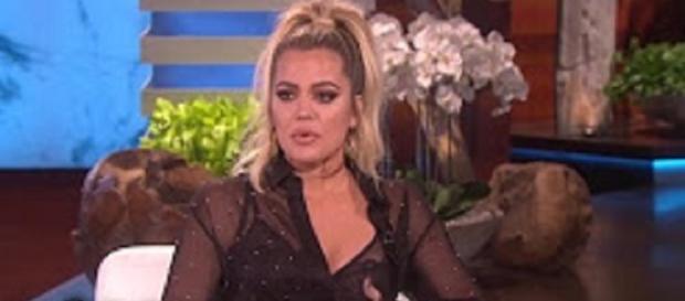 """Khloe Kardashian talks about Kim's experience in Paris"" Youtube channel EllenBests"