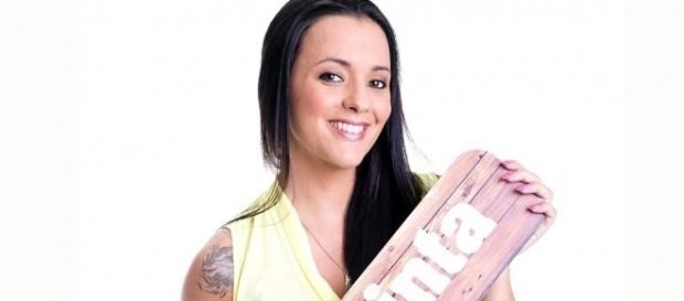 Marta Cruz participou no Reality Show da TVI.