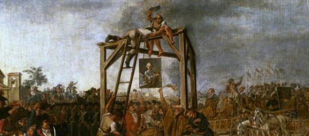 Rewolucyjna gilotyna wciąż w ruchu, od 1793 do dzisiaj - wordpress.com
