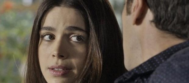 Shirlei e Felipe se separam (Divulgação/Globo)
