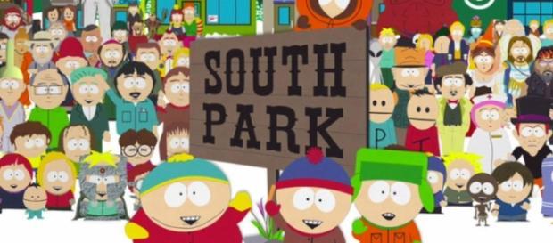 """South Park"""" mocks Colin Kaepernick's national anthem protest on ... - denverpost.com"""