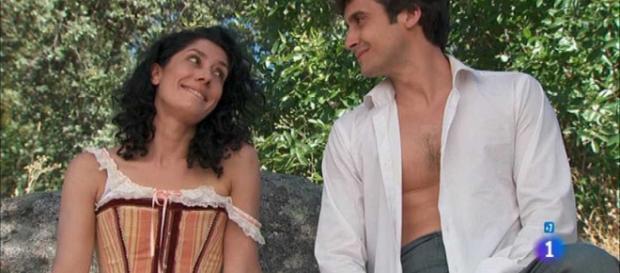 Una Vita, anticipazioni 17-21 ottobre: è amore tra Rosina e Liberto