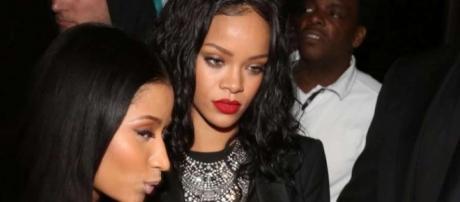 Rihanna estava morrendo de ciúmes de Nicki