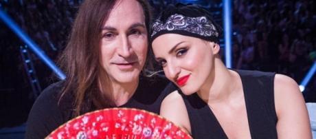 X Factor 2016 - Arisa e Manuel Agnelli