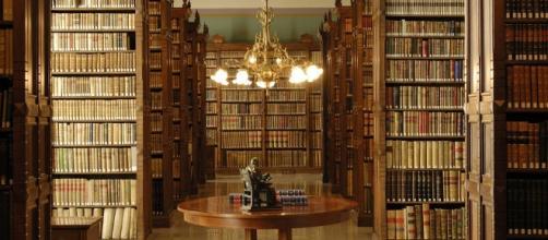 Día de la escritora por la Biblioteca Nacional