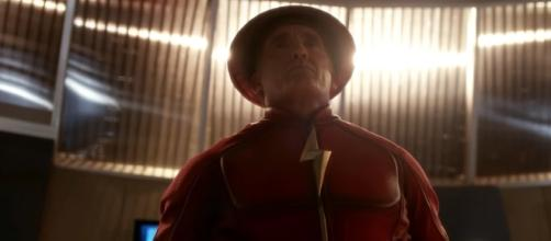 "Jay Garrick (John Wesley Shipp) in ""The Flash""/Photo via screencap, ""The Flash"""