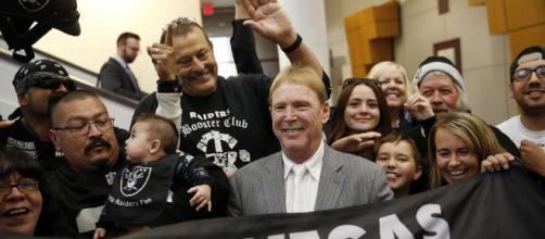 Nevada lawmakers picking apart Raiders stadium plan - SFGate - sfgate.com