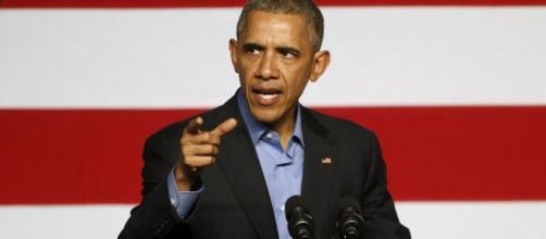 Il presidente americano Obama all'Sxsw