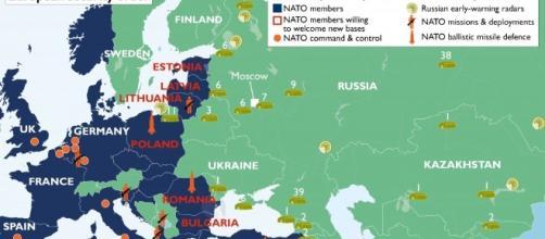 ZeroHedge: la NATO vuole l'escalation del conflitto con la Russia - complottisti.com