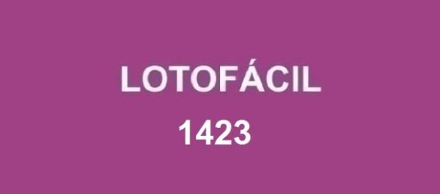 Anúncio oficial do resultado da Lotofácil 1423 acontece nessa sexta-feira