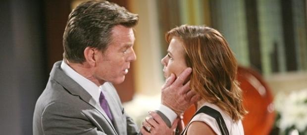Image - Jack Phyllis argue.jpg - The Young and the Restless Wiki ... - wikia.com
