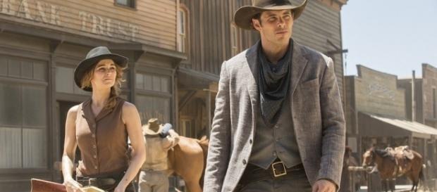 Imagem de 'The Stray', 3.º episódio de Westworld