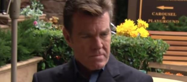 Jack plots revenge on Billy - via CBS Y&R YouTube