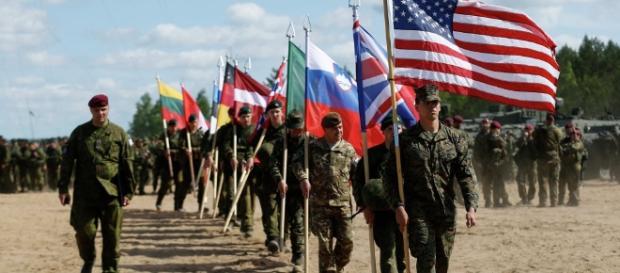 L'Italia, laboratorio di guerra della Nato | NoGeoingegneria - nogeoingegneria.com