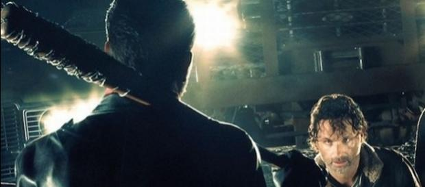 Qual será o desfecho do encontro entre o grupo de Rick Grimes e o vilão Negan?