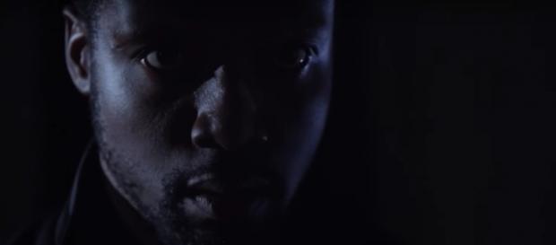 "Reade (Rob Brown) in ""Blindspot""/Photo via screencap, ""Blindspot"""
