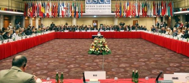 Reunion de la Asamblea de Dimension Humana de la OSCE