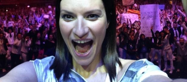 Sanremo 2016 | Laura Pausini ospite - tvblog.it
