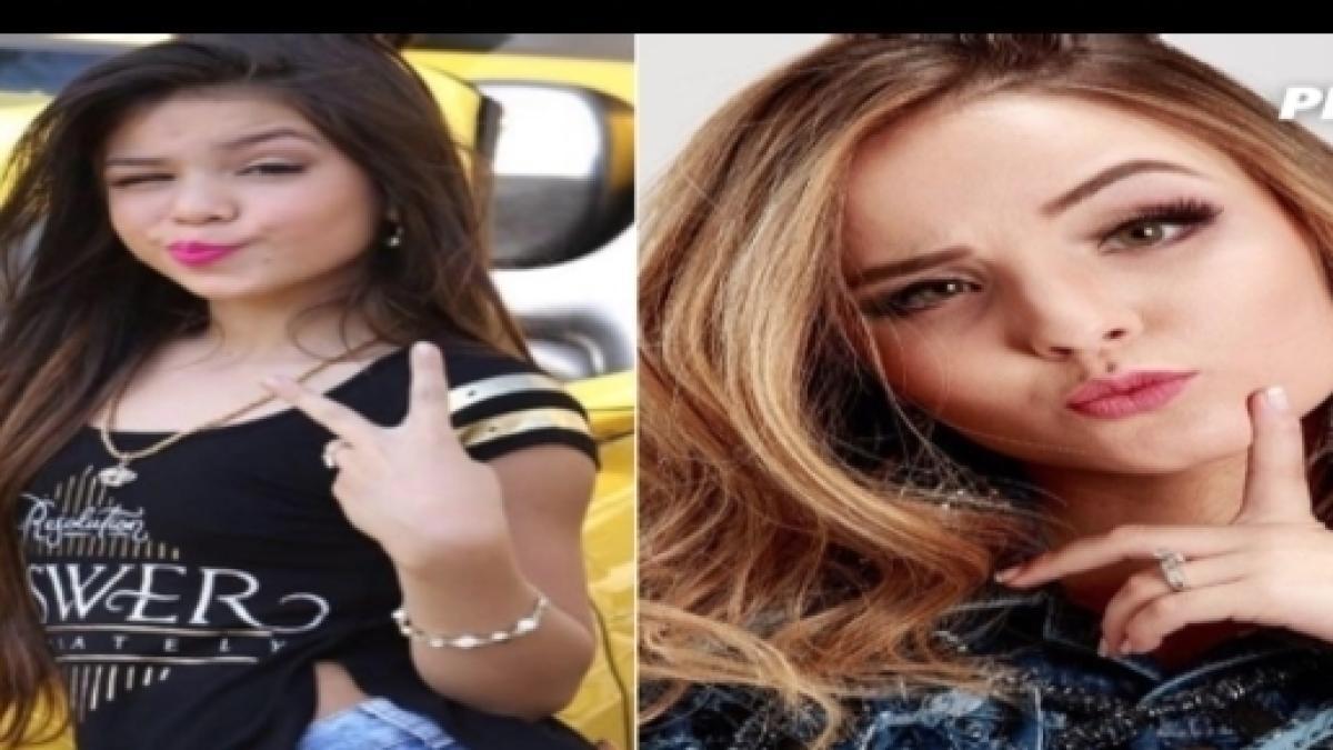 Larissa Manoela é esculachada por Melody e João Guilherme faz um vídeo  zoando a funkeira f86b4319a7