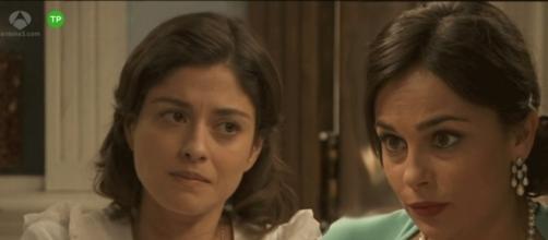 Il Segreto, anticipazioni novembre: Candela scopre la verità su Severo e Melissa