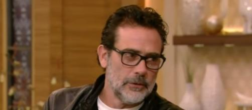 Jeffrey Dean Morgan talks about Negan on 'The Walking Dead' - Photo via ShowsLive/Photo Screencap via ABC/YouTube.com
