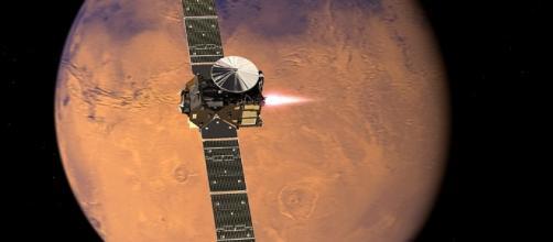 L'Italia alla conquista di Marte con la missione Exomars 2016.