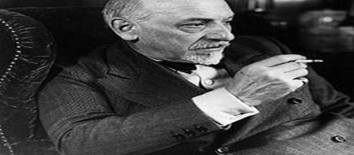Luigi Pirandello, photo da wikipedia