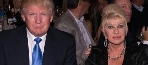 Maurizio Costanzo Show: Ivana Trump commenta l'elezione dell'ex ... - panorama.it