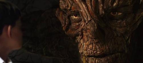 """""""Un monstruo viene a verme"""", una historia muy real con elementos fantásticos."""