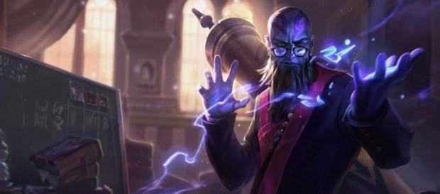 Actualización de campeón: Ryze, el Mago Rúnico   League of Legends - leagueoflegends.com