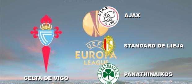 Celta de Vigo (2) x (2) Ajax - 3ª rodada da Europa League