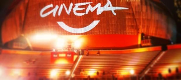 Dettaglio dell'Auditorium Parco della Musica che ospita la rassegna cinematografica capitolina