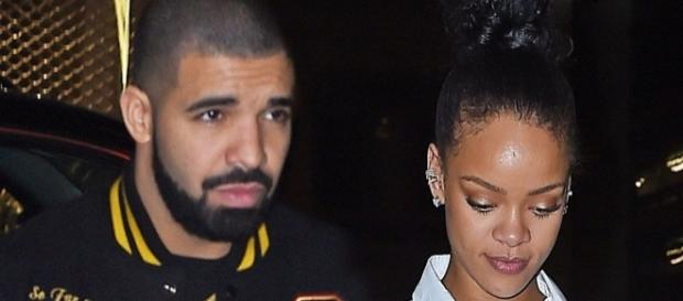Drake e Rihanna tiveram breve caso