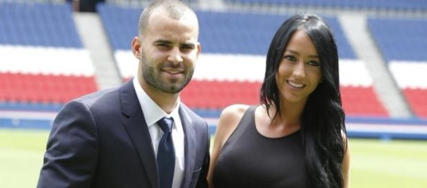 La novia de Jesé, Aurah Ruíz. le roba protagonismo a Jesé en su ... - mundodeportivo.com