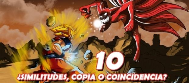 Naruto vs Dragon Ball: ¿Copia o coincidencia?