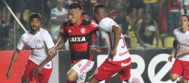 O jogo Inter x Flamengo, em Porto Alegre, promete fortes emoções