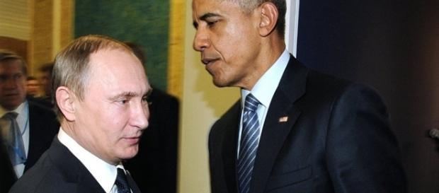 Russian President Vladimir Putin and U.S. President Barack Obama in September 2016 / Photo by Michael Klimentyev, Blasting News library