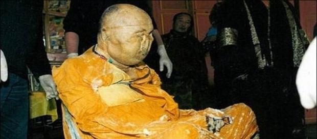 Segundo cientistas, monge parece ter morrido apenas a 36 horas (Siberian Times)