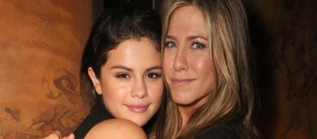 Une amitié solide entre Selena Gomez et Jennifer Aniston