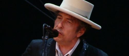 Bob Dylan músico, compositor, cantautor y productor.