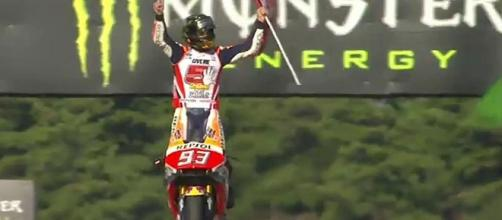 GP Japón MotoGP 2016: Marc Márquez, pentacampeón del mundo | Marca.com - marca.com