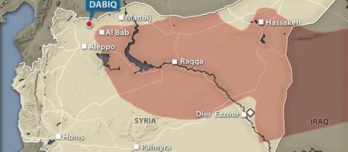 La prise de Dabiq sera suivie de celle d'Al-Bab, puis du fief de Raqqa (Rakka)
