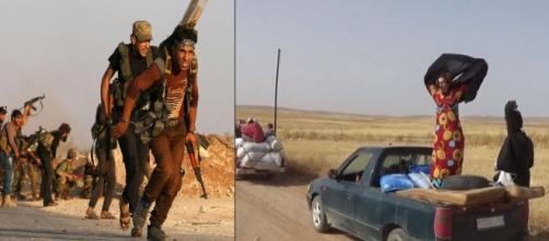 Liberata dall' Isis Dabiq la città della Profezia